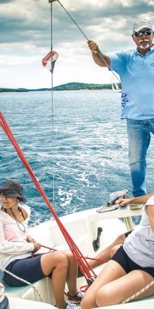 Sailing and summer english camp 13+