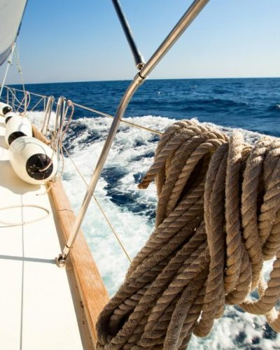 Ayurvedic sailing in Croatia